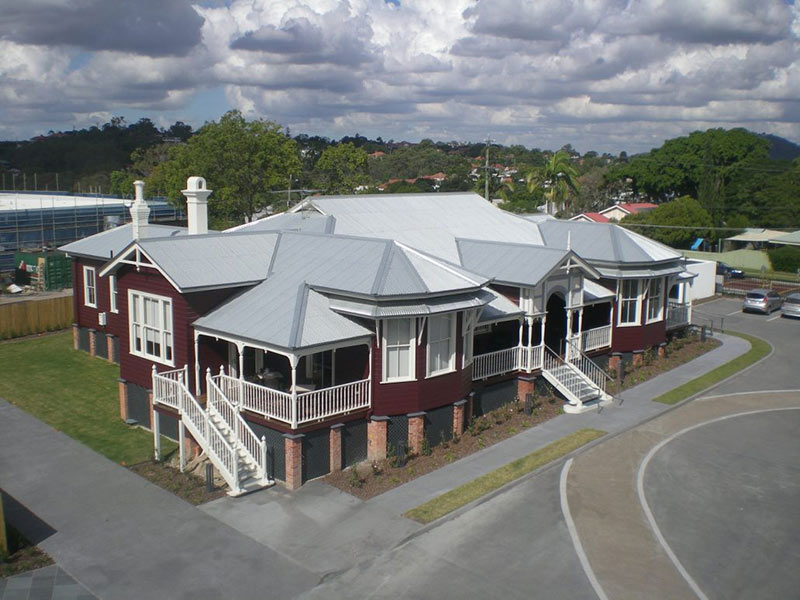 Re-Roofing for Heritage Buildings